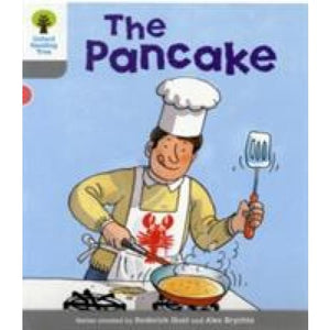 Oxford Reading Tree: Level 1: First Words: Pancake - University Press 9780198480471