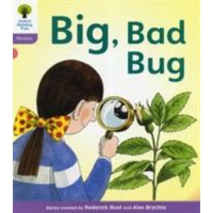 Oxford Reading Tree: Level 1+: Floppy's Phonics Fiction: Big Bad Bug! - University Press 9780198485025