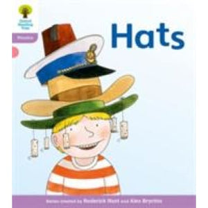 Oxford Reading Tree: Level 1+: Floppy's Phonics Fiction: Hats - University Press 9780198485032