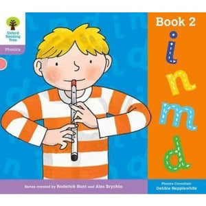 Oxford Reading Tree: Level 1+: Floppy's Phonics: Sounds and Letters: Book 2 - University Press 9780198485582