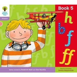 Oxford Reading Tree: Level 1+: Floppy's Phonics: Sounds and Letters: Book 5 - University Press 9780198485612
