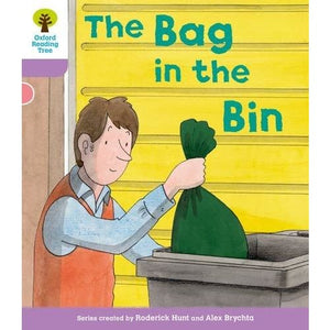 Oxford Reading Tree: Level 1+ More a Decode and Develop The Bag in the Bin - University Press 9780198489030