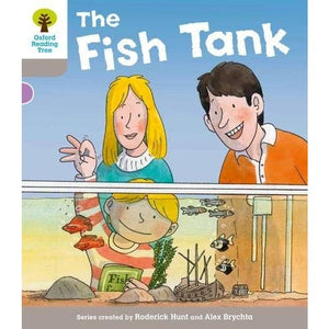 Oxford Reading Tree: Level 1 More a Decode and Develop the Fish Tank - University Press 9780198488965