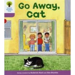 Oxford Reading Tree: Level 1+: More First Sentences A: Go Away Cat - University Press 9780198480730
