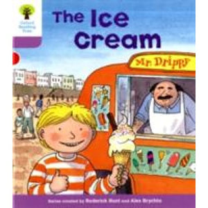 Oxford Reading Tree: Level 1+: More First Sentences C: Ice Cream - University Press 9780198480907