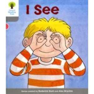 Oxford Reading Tree: Level 1: More First Words: I See - University Press 9780198480594