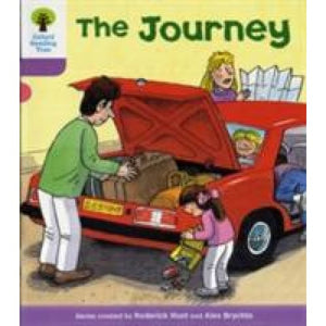 Oxford Reading Tree: Level 1+: More Patterned Stories: Journey - University Press 9780198481126