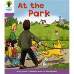 Oxford Reading Tree: Level 1+: Patterned Stories: At the Park - University Press 9780198481003