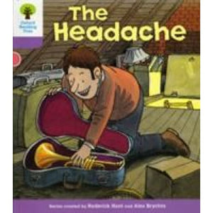 Oxford Reading Tree: Level 1+: Patterned Stories: Headache - University Press 9780198481034