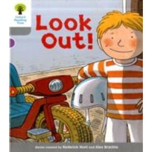 Oxford Reading Tree: Level 1: Wordless Stories A: Look Out - University Press 9780198480310