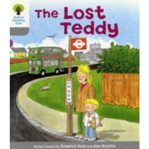 Oxford Reading Tree: Level 1: Wordless Stories A: Lost Teddy - University Press 9780198480280