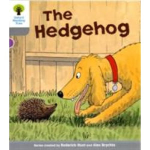Oxford Reading Tree: Level 1: Wordless Stories B: Hedgehog - University Press 9780198480396