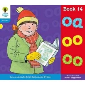 Oxford Reading Tree: Level 3: Floppy's Phonics: Sounds and Letters: Book 14 - University Press 9780198485742