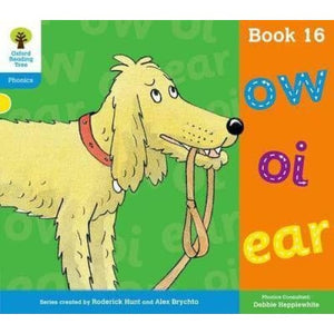 Oxford Reading Tree: Level 3: Floppy's Phonics: Sounds and Letters: Book 16 - University Press 9780198485766