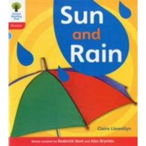 Oxford Reading Tree: Level 4: Floppy's Phonics Non-Fiction: Sun and Rain - University Press 9780198484622