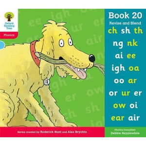 Oxford Reading Tree: Level 4: Floppy's Phonics: Sounds and Letters: Book 20 - University Press 9780198485827
