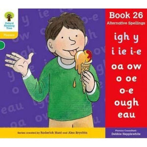 Oxford Reading Tree: Level 5: Floppy's Phonics: Sounds and Letters: Book 26 - University Press 9780198485902