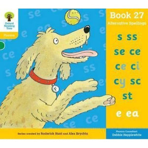 Oxford Reading Tree: Level 5: Floppy's Phonics: Sounds and Letters: Book 27 - University Press 9780198485919