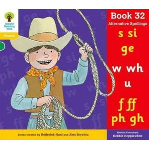 Oxford Reading Tree: Level 5A: Floppy's Phonics: Sounds and Letters: Book 32 - University Press 9780198485988
