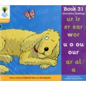 Oxford Reading Tree: Level 5A: Floppy's Phonics: Sounds and Letters: Class Pack of 36 - University Press 9780198485964