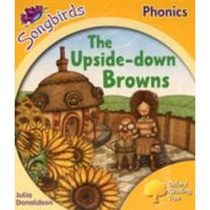 Oxford Reading Tree Songbirds Phonics: Level 5: Mixed Pack of 6 - University Press 9780198388623