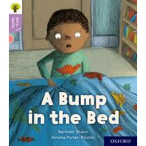 Oxford Reading Tree Story Sparks: Level 1+: A Bump in the Bed - University Press 9780198414841