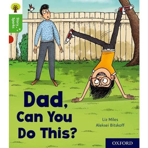 Oxford Reading Tree Story Sparks: Level 2: Dad Can You Do This? - University Press 9780198414889