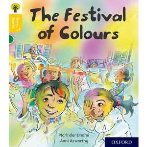 Oxford Reading Tree Story Sparks: Level 5: The Festival of Colours - University Press 9780198415176