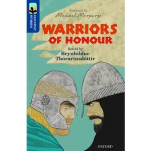 Oxford Reading Tree TreeTops Greatest Stories: Level 14: Warriors of Honour - University Press 9780198306047