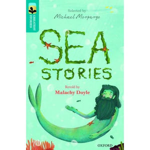 Oxford Reading Tree TreeTops Greatest Stories: Level 9: Sea Stories - University Press 9780198305996