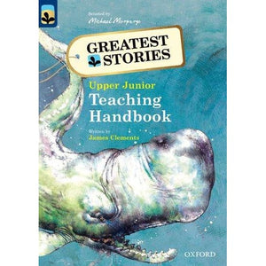 Oxford Reading Tree TreeTops Greatest Stories: Levels 14 to 20: Teaching Handbook Upper Junior - University Press 9780198436317