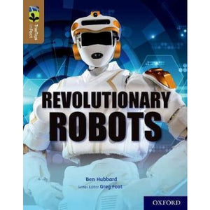 Oxford Reading Tree TreeTops inFact: Level 18: Revolutionary Robots - University Press 9780198421061