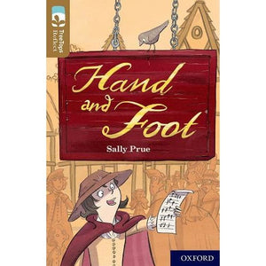 Oxford Reading Tree TreeTops Reflect: Level 18: Hand and Foot - University Press 9780198421221