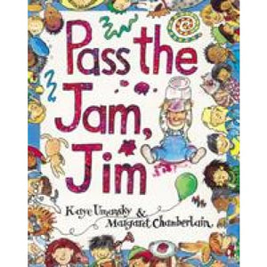 Pass The Jam Jim - Ebury Publishing 9780099185710
