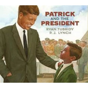 Patrick and the President - Walker Books 9781406378856
