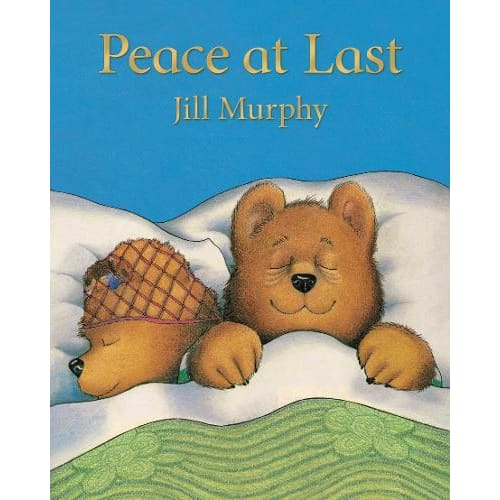 Peace at Last – BrightMinds Educational toys for kids, gifts, games & kids  books