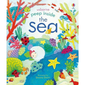 Peep Inside The Sea - Usborne Books