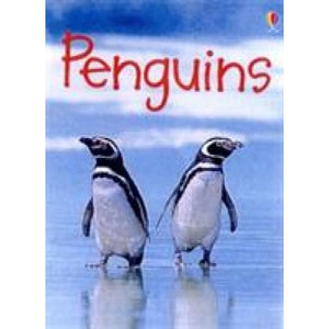 Penguins - Usborne Books 9780746099667