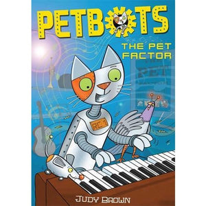 Petbots: The Pet Factor - Templar Publishing 9781848124318