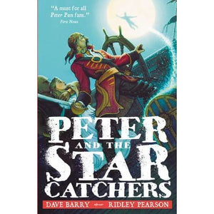Peter and the Starcatchers - Walker Books 9781406351828