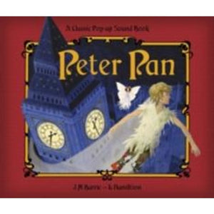 Peter Pan Sound Book - Templar Publishing 9781840116892