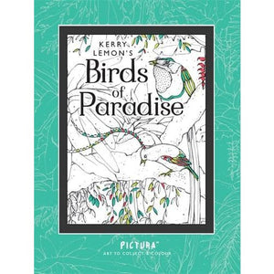 Pictura: Birds of Paradise - Templar Publishing 9781783702305