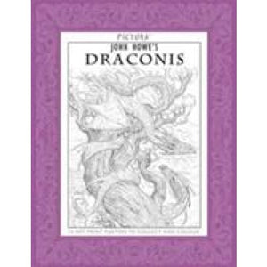 Pictura Prints: Draconis - Templar Publishing 9781783708062