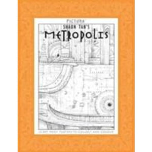 Pictura Prints: Metropolis - Templar Publishing 9781783708055