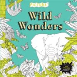 Pictura Puzzles: Wild Wonders - Templar Publishing 9781783705443