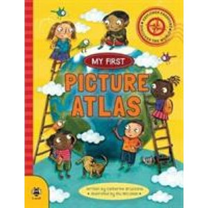 Picture Atlas - b small publishing 9781911509387