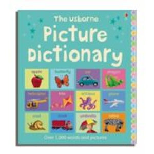 Picture Dictionary - Usborne Books 9780746070574