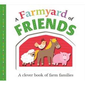 Picture Fit A Farmyard of Friends - Priddy Books 9781783417612