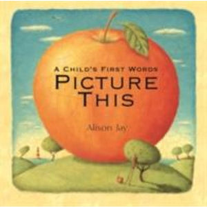 Picture This...: A Child's First Book - Templar Publishing 9781840112009