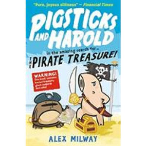 Pigsticks and Harold the Pirate Treasure - Walker Books 9781406378801